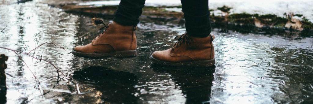הליכה בגשם, יניב זייד
