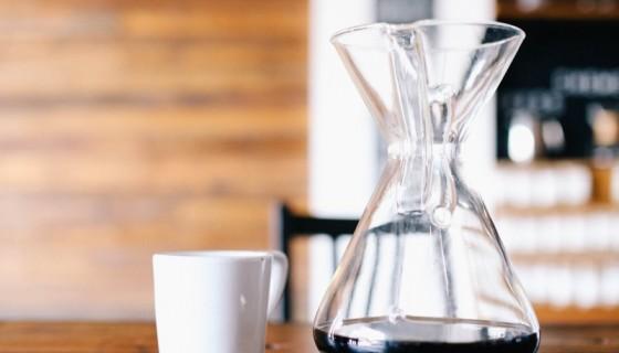 שתיית קפה