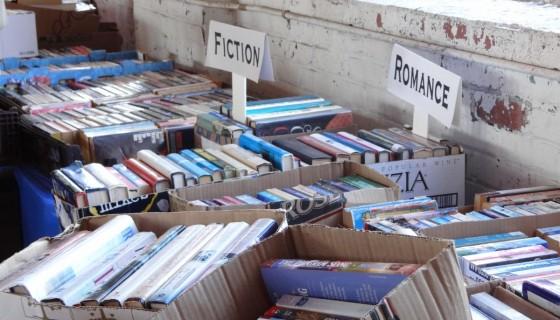 מכירת ספרים