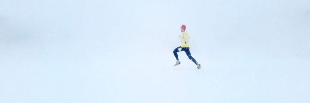 אדם רץ