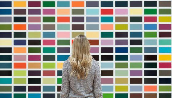 צבעים רבים