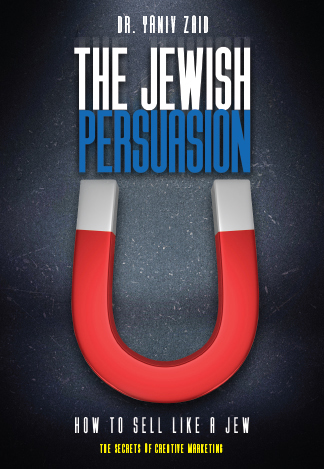 book_0000_front and back cover - The Jewish Persuasion - Dr. Yaniv Zaid